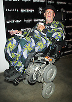 June 06, 2012 Chuck Close attends the 2012 Whitney Art Party sponsored by Theory and Saks 5th Avenue at the Skylight Soho in New York City. © RW/MediaPunch Inc. ***NO GERMANY***NO AUSTRIA***