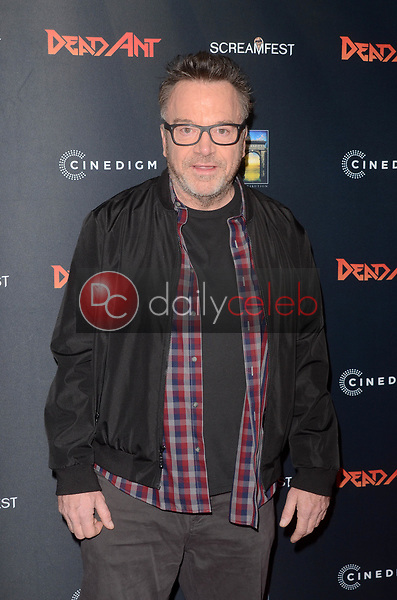 """Tom Arnold<br /> at the """"Dead Ant"""" Premiere, TCL Chinese Theater, Hollywood, CA 01-22-19<br /> David Edwards/DailyCeleb.com 818-249-4998"""
