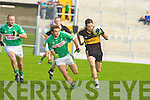 Brian Looney Crokes Padraig O'Connor Legion.....Dr. Crokes v Legion in the third round of the county football Championship at Fitzgerald Stadium.