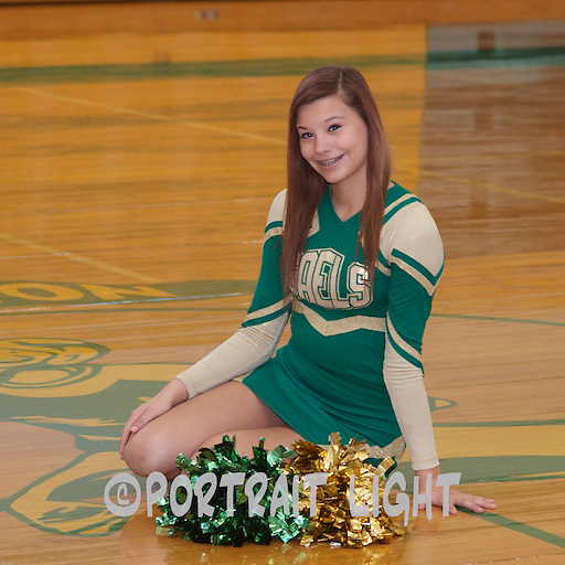 CHS senior Shelby Gauthier.