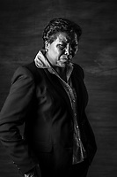 Yolanda Mu&ntilde;oz Diosdada, 56, stands for a portrait on July 26, 2016 in Texcoco, Mexico. A decade after two-dozen women were sexually assaulted and beaten by police following protests outside of Mexico City, an international human rights commission is demanding a full investigation into the officials responsible for the incident and its potential cover-up, including the president of the country, Enrique Pena Nieto, who was the state governor at the time.<br /> Widower with 5 kids. She was with her son on her way to work, to sell jeans, when she got detained. <br /> She was groped, nipples squeezed and bitten, beaten down harshly.<br /> She tells details about the bus ride to the prison facility, how they were mocked, played with, asked for them to tell jokes, stand on one feet, hold fake grenades. <br /> Yolanda says it was a girl with blue eyes, Gabriela, who was forced to give oral sex to three different police men, inside that bus and asked to swallow the semen. <br /> His son was beaten in the head that they cracked his skull open and Yolanda said the medical and legal expenses for both of them put a great financial strain on their family. <br /> She was charged with organized crime, disorder in public, kidnappig of policemen etc. <br /> She was 12 days in jail and when she got out, she had huge debts that, she says, she is still hasn&rsquo;t paid to all the people who lent her the money. After the trial she lost her home. <br /> She now sells cosmetics. <br /> &ldquo;The stigma and signaling of the system is very harsh, no one gives you a job, just because you come from a particular community, and at my age it is even more difficult to find a job, basically impossible.&rdquo;<br />  &ldquo;I didn&rsquo;t go to college. What am I supposed to do? Because of the criminal record no one would give me a recommendation.&rdquo;<br /> &ldquo;We are not criminals, maybe the other people who were there are social activists, that want fight, but that does not mean the