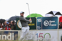 Rory McIlroy (NIR) during Round Two of the 100th Open de France, played at Le Golf National, Guyancourt, Paris, France. 01/07/2016. Picture: David Lloyd | Golffile.<br /> <br /> All photos usage must carry mandatory copyright credit (&copy; Golffile | David Lloyd)