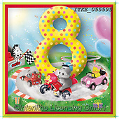 Isabella, CHILDREN BOOKS, BIRTHDAY, GEBURTSTAG, CUMPLEAÑOS, paintings+++++,ITKE055595,#BI#, EVERYDAY ,age cards