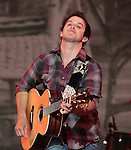 Country music artist Easton Corbin performs at the Susquehanna Bank Center in Camden New Jersey July 9, 2011.Copyright EML/Rockinexposures.com.