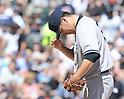 Masahiro Tanaka (Yankees), MAY 25, 2014 - MLB : New York Yankees starting pitcher Masahiro Tanaka (19) during the MLB game between the Chicago White Sox and the New York Yankees at US Cellular Field in Chicago, United States. (Photo by AFLO)