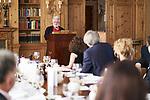 Germany, Berlin, 2018/05/28<br /> <br /> Verleihung des Scopus Award an Henryk M. Broder am 28/5/2018. Henryk M. Broder. (Photo by Gregor Zielke)
