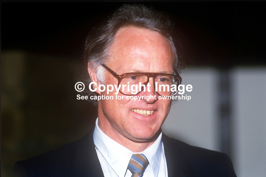 Dr Sandy Shaw, South African Consul-General to Scotland, UK, May,1986, 19860503SS<br />