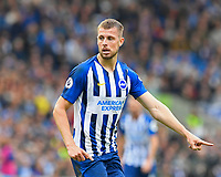 Adam Webster of Brighton and Hove Albion during Brighton & Hove Albion vs Tottenham Hotspur, Premier League Football at the American Express Community Stadium on 5th October 2019
