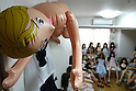 July 5, 2010 - Tokyo Japan - An inflatable sex doll is pictured at Ta-Bo's apartment in Tokyo, Japan, on July 5, 2010. The 50-year-old engineer rents a special three-bedroom apartment for his sex dolls and says he owns more than one hundred dolls, which, to his mind, is the world's largest collection of its kind.