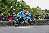 Monster Energy Supersport Race - 2019 Isle of Man TT (Tourist Trophy) - 03.06.2019