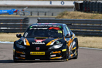 #25 Matt Neal Halfords Yuasa Racing Honda Civic Type R (FK8) during BTCC Practice  as part of the Dunlop MSA British Touring Car Championship - Rockingham 2018 at Rockingham, Corby, Northamptonshire, United Kingdom. August 11 2018. World Copyright Peter Taylor/PSP. Copy of publication required for printed pictures.<br /> 22