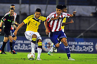 Colombia vs Paraguay 26-01-2015