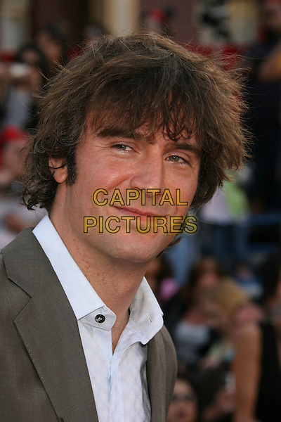 "JACK DAVENPORT .""Pirates Of The Caribbean: At World's End"" World Premiere held at Disneyland, Anaheim, California, USA,.May 19th, 007.3 headshot portrait .CAP/ADM/RE.©Russ Elliot/AdMedia/Capital Pictures"