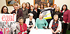 Women from the original Dagenham equal pay strike and Stars from cast of hit musical 'Made in Dagenham' at House of Commons for Pay Transparency vote<br /> <br /> 16th December 2014 <br /> outside Parliament <br /> <br /> Parliament will next week vote on the implementation of section 78 of the Equality Act (2010) to require large companies to publish their pay gap. <br /> <br /> <br /> <br /> Labour MP's and Made in Dagenham cast <br /> <br /> with <br /> <br /> Gwen Davis<br /> Eileen Pullen <br /> Gloria De Piero MP<br /> Gemma Arterton <br /> actress currently appearing in made in Dagenham <br /> Vera Sime<br /> Sheila Douglass<br /> <br /> <br /> <br /> <br /> Photograph by Elliott Franks <br /> Image licensed to Elliott Franks Photography Services