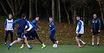 26.10.18 Rangers training: Andy Halliday