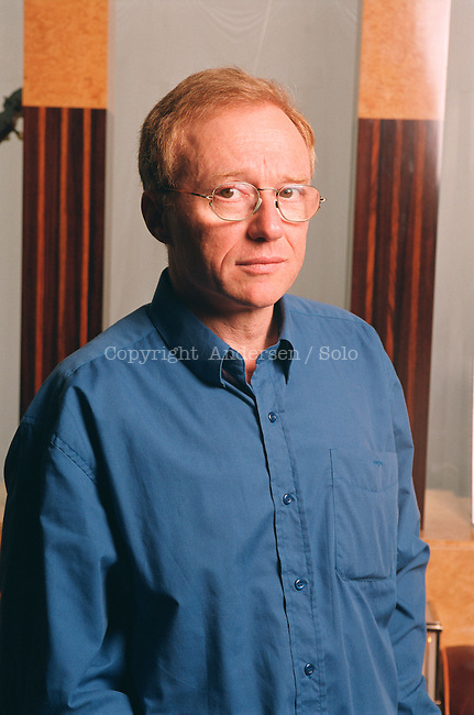 David Grossman, Israeli writer in 200.