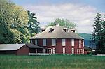 Round Barn, Route 45, Blair County, Pennsylvania