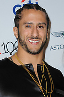 www.acepixs.com<br /> April 25, 2017  New York City<br /> <br /> Colin Kaepernick attending the 2017 Time 100 Gala at Jazz at Lincoln Center on April 25, 2017 in New York City.<br /> <br /> Credit: Kristin Callahan/ACE Pictures<br /> <br /> <br /> Tel: 646 769 0430<br /> Email: info@acepixs.com