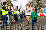 runners at the Kerry's Eye Tralee, Tralee International Marathon and Half Marathon on Saturday.