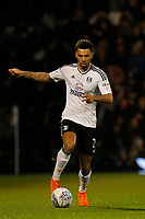 Ryan Fredericks of Fulham FC during the Sky Bet Championship match between Fulham and Sheff United at Craven Cottage, London, England on 6 March 2018. Photo by Carlton Myrie.
