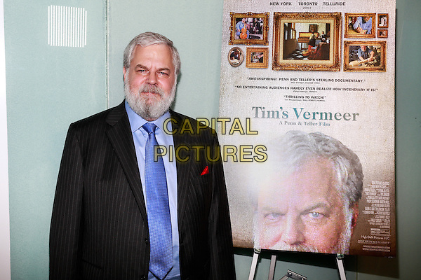 WEST HOLLYWOOD, CA - 01, 29: Tim Jenison at the LA Premiere of Tim's Vermeer held at the Pacific Design Center in West Hollywood, CA on January, 29, 2014. <br /> CAP/MPI/RTNfisher<br /> &copy;RTNfisher/MediaPunch/Capital Pictures
