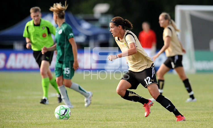 Christine Sinclair..Saint Louis Athletica tied 1-1 with F.C Gold Pride, at Anheuser-Busch Soccer Park, Fenton, Missouri.