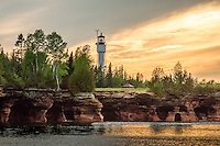 Devil's Island Lighthouse