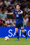 Yoshida Maya of Japan in action during the AFC Asian Cup UAE 2019 Semi Finals match between I.R. Iran (IRN) and Japan (JPN) at Hazza Bin Zayed Stadium  on 28 January 2019 in Al Alin, United Arab Emirates. Photo by Marcio Rodrigo Machado / Power Sport Images