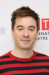 James Graham attends the 'INK' cast photo call and rehearsal at Manhattan Theatre Club Rehearsal Studios on March 5, 2019 in New York City.