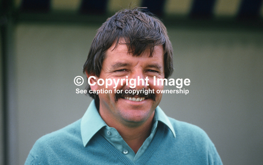 Rodger Davis, professional golfer, Australia, Irish Open, Druids Glen, Co Wicklow, Ireland, 19870702RD1..Copyright Image from Victor Patterson, 54 Dorchester Park, Belfast, UK, BT9 6RJ..Tel: +44 28 9066 1296.Mob: +44 7802 353836.Voicemail +44 20 8816 7153.Skype: victorpattersonbelfast.Email: victorpatterson@me.com.Email: victorpatterson@ireland.com (back-up)..IMPORTANT: If you wish to use this image or any other of my images please go to www.victorpatterson.com and click on the Terms & Conditions. Then contact me by email or phone with the reference number(s) of the image(s) concerned.