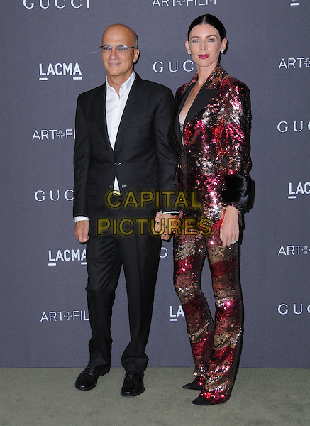 29 October 2016 - Los Angeles, California. Jimmy Iovine, Liberty Ross. 2016 LACMA Art+Film Gala honoring Robert Irwin and Kathryn Bigelow presented by Gucci held at LACMA.   <br /> CAP/ADM/BT<br /> &copy;BT/ADM/Capital Pictures