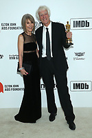 09 February 2020 - West Hollywood, California - Roger Deakins, Isabella James Purefoy Ellis. 28th Annual Elton John Academy Awards Viewing Party held at West Hollywood Park. Photo Credit: FS/AdMedia