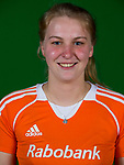 AMSTELVEEN- HOCKEY - JULIA REMMERSWAAL .  lid van de trainingsgroep van het Nederlands dames hockeyteam. COPYRIGHT KOEN SUYK