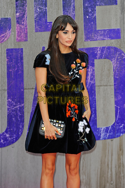 LONDON, ENGLAND - AUGUST 3: Zara Martin attending the 'Suicide Squad' European Premiere at Odeon Cinema, Leicester Square on August 3, 2016 in London, England.<br /> CAP/MAR<br /> &copy;MAR/Capital Pictures