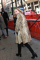 FEB 06 Catherine O'Hara Seen In New York City