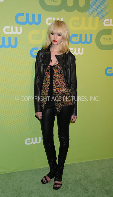 WWW.ACEPIXS.COM . . . . .  ....May 21 2009, New York City....Taylor Momsen at the CW Network Upfront in Manhattan on May 21 2009 in New York City....Please byline: AJ Sokalner - ACEPIXS.COM..... *** ***..Ace Pictures, Inc:  ..tel: (212) 243 8787..e-mail: info@acepixs.com..web: http://www.acepixs.com