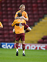 :: MOTHERWELL'S STEPHEN JONES CELEBRATES SCORING THE FIRST  ::.11/05/2011 sct_jsp001_motherwell_v_kilmarnock     .Copyright  Pic : James Stewart.James Stewart Photography 19 Carronlea Drive, Falkirk. FK2 8DN      Vat Reg No. 607 6932 25.Telephone      : +44 (0)1324 570291 .Mobile              : +44 (0)7721 416997.E-mail  :  jim@jspa.co.uk.If you require further information then contact Jim Stewart on any of the numbers above.........