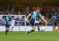 Dale Southwell of Wycombe Wanderers during the Pre-Season Friendly match between Wycombe Wanderers and Queens Park Rangers at Adams Park, High Wycombe, England on the 22nd July 2016. Photo by Liam McAvoy / PRiME Media Images.