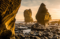 Cape Foulwind, Tauranga Bay, Westport, Greymouth, Buller River, Lake Brunner - Moana, Reefton Photos