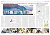 German weekly Welt am Sonntag<br /> December 31, 2006<br /> Photographer: Andreea Tanase