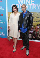 "Stephanie Frosch and Anthony Urbano at the World Premiere of ""WINE COUNTRY"" at the Paris Theater in New York, New York , USA, 08 May 2019"