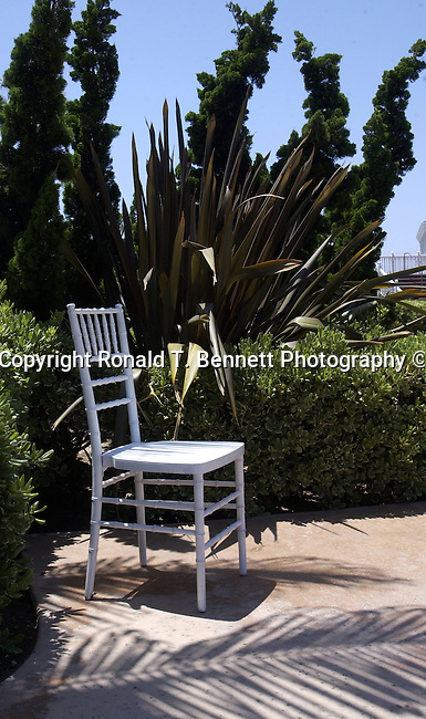 "White chair Hotel del Coronado ""The Del,"" across San Diego Bay Coronado California, California Fine Art and Stock Photography by Ron Bennett,"