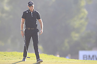 Danny Willett (ENG) on the 15th green during the final round of the DP World Tour Championship, Jumeirah Golf Estates, Dubai, United Arab Emirates. 18/11/2018<br /> Picture: Golffile | Fran Caffrey<br /> <br /> <br /> All photo usage must carry mandatory copyright credit (© Golffile | Fran Caffrey)