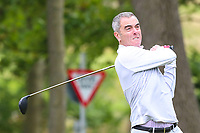 James Nesbitt during the Graham Wylie Foundation- Have A Heart- golf day with Lee Westwood and Ronan Keating at Close House Golf Club, Heddon on the wall, England on 10 September 2018. Photo by Thomas Gadd.