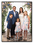 Erin and Phillipe's Family Wedding Celebration At <br />