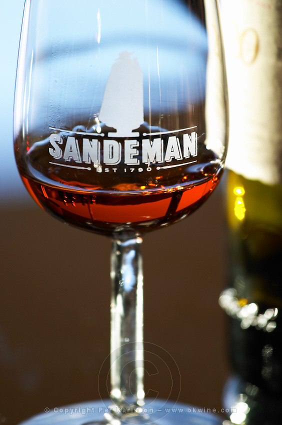 sandeman glass quinta do seixo sandeman douro portugal