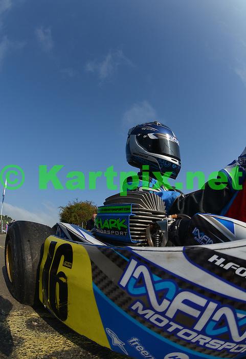 Harry Foster, Round 7 Little Green Man Series Shenington, Team Infinity Motorsport