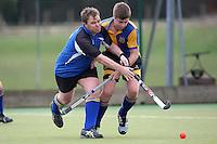 Upminster HC 6th XI vs Southend HC 3rd XI 18-02-12