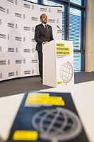 Vorstellung des Amnesty International-Report 2017 am Mittwoch den 21. Februar 2018 in Berlin durch Markus N. Beeko (im Bild), Generalsekretaer von Amnesty International-Deutschland.<br /> 21.2.2018, Berlin<br /> Copyright: Christian-Ditsch.de<br /> [Inhaltsveraendernde Manipulation des Fotos nur nach ausdruecklicher Genehmigung des Fotografen. Vereinbarungen ueber Abtretung von Persoenlichkeitsrechten/Model Release der abgebildeten Person/Personen liegen nicht vor. NO MODEL RELEASE! Nur fuer Redaktionelle Zwecke. Don't publish without copyright Christian-Ditsch.de, Veroeffentlichung nur mit Fotografennennung, sowie gegen Honorar, MwSt. und Beleg. Konto: I N G - D i B a, IBAN DE58500105175400192269, BIC INGDDEFFXXX, Kontakt: post@christian-ditsch.de<br /> Bei der Bearbeitung der Dateiinformationen darf die Urheberkennzeichnung in den EXIF- und  IPTC-Daten nicht entfernt werden, diese sind in digitalen Medien nach §95c UrhG rechtlich geschuetzt. Der Urhebervermerk wird gemaess §13 UrhG verlangt.]