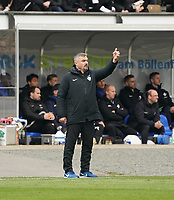 Trainer Thomas Reis (VfL Bochum) - 07.03.2020: SV Darmstadt 98 vs. VfL Bochum, Stadion am Boellenfalltor, 2. Bundesliga<br /> <br /> DISCLAIMER: <br /> DFL regulations prohibit any use of photographs as image sequences and/or quasi-video.